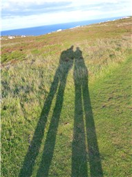 Long legs on Great Orme