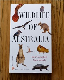 Wildlife of Oz cover