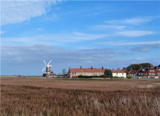 Cley-next-the-Sea Windmill