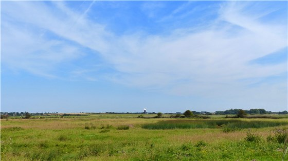 Norfolk big sky July 2014