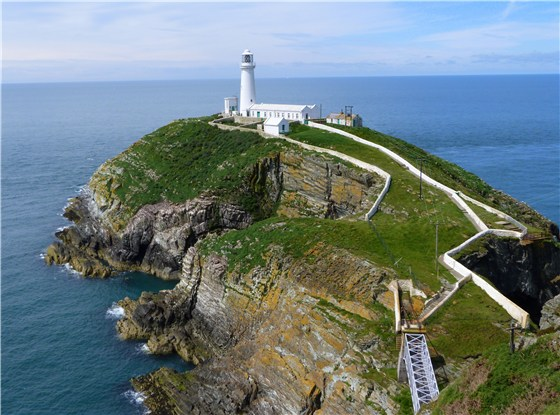 South Stack view 2