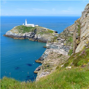 South Stack June