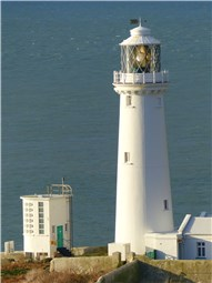 South Stack lighthouse Nov