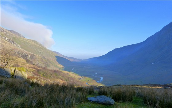 Nant Ffrancon early