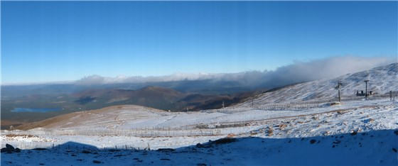 Cairngorm view top 2 Oct 1