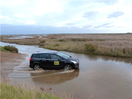 Thornham flood