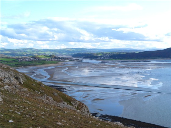 Great Orme view towards Conwy