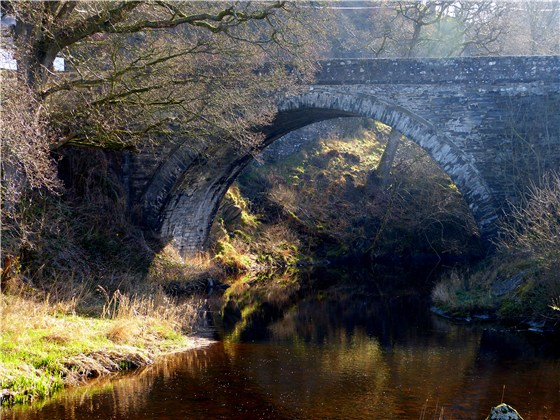 Bridge Clocaenog